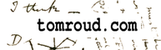 Tom Roud : Physique, biologie, évolution … et tout le reste !
